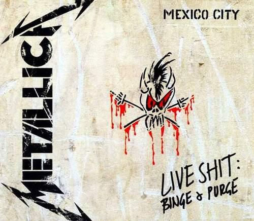 1993 - Live Shit Binge & Purge