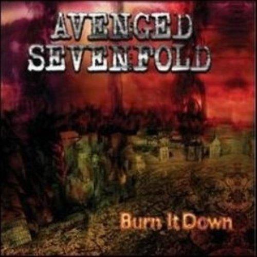 2005 - Burn It Down (Single 1)
