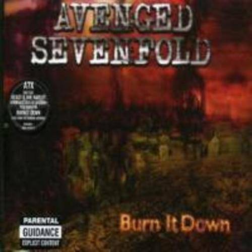 2005 - Burn It Down (Single 2)