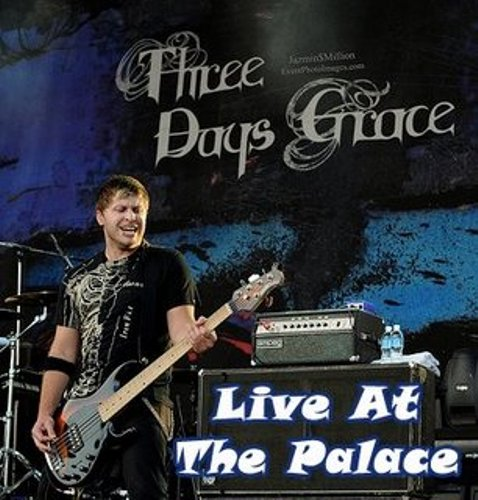2008 - Live At The Palace