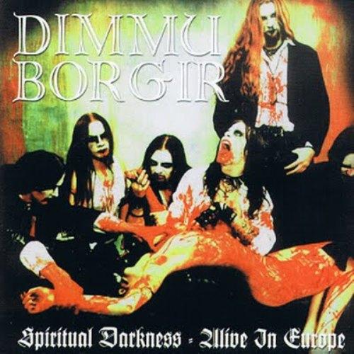 2000 - Spiritual Darkness - Alive In Europe