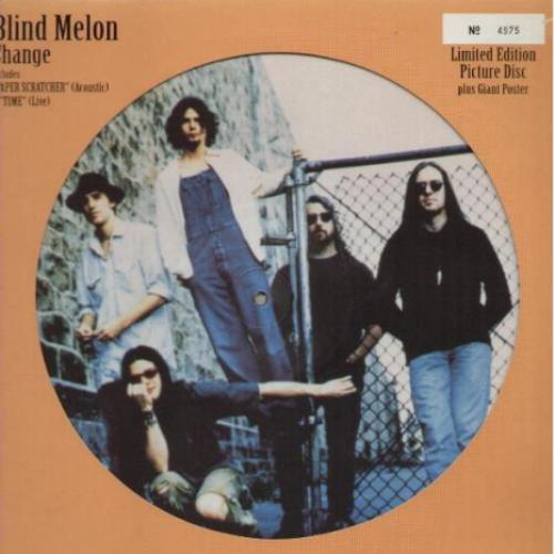 1994 - Change (7 Inch Single)