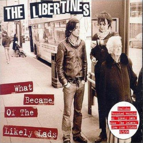 2005 - What Became of The Likely Lads (EP)